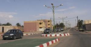 Centre ville d'El alia (Commune d'El Hadjira)