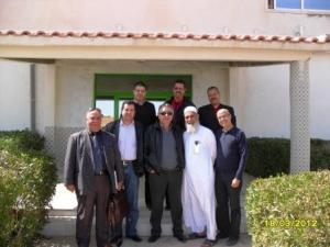 CIFA reunion de Djelfa , A/Ouassara
