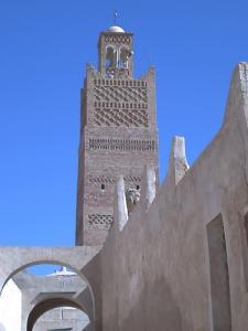 Une Mosquée de Temacine (Commune de Touggourt)