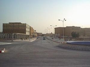 Centre Ville de Touggourt