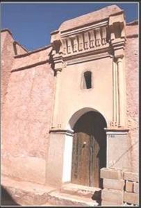 المسجد العتيق لمدينة تيوت