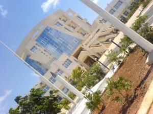 Vue sur l'Université Centrale d'Oran