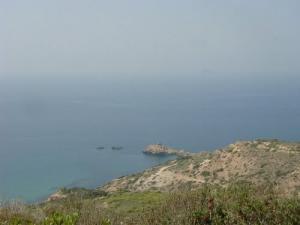 Entre la Plage Madagh et le Cap Blanc (Oran)