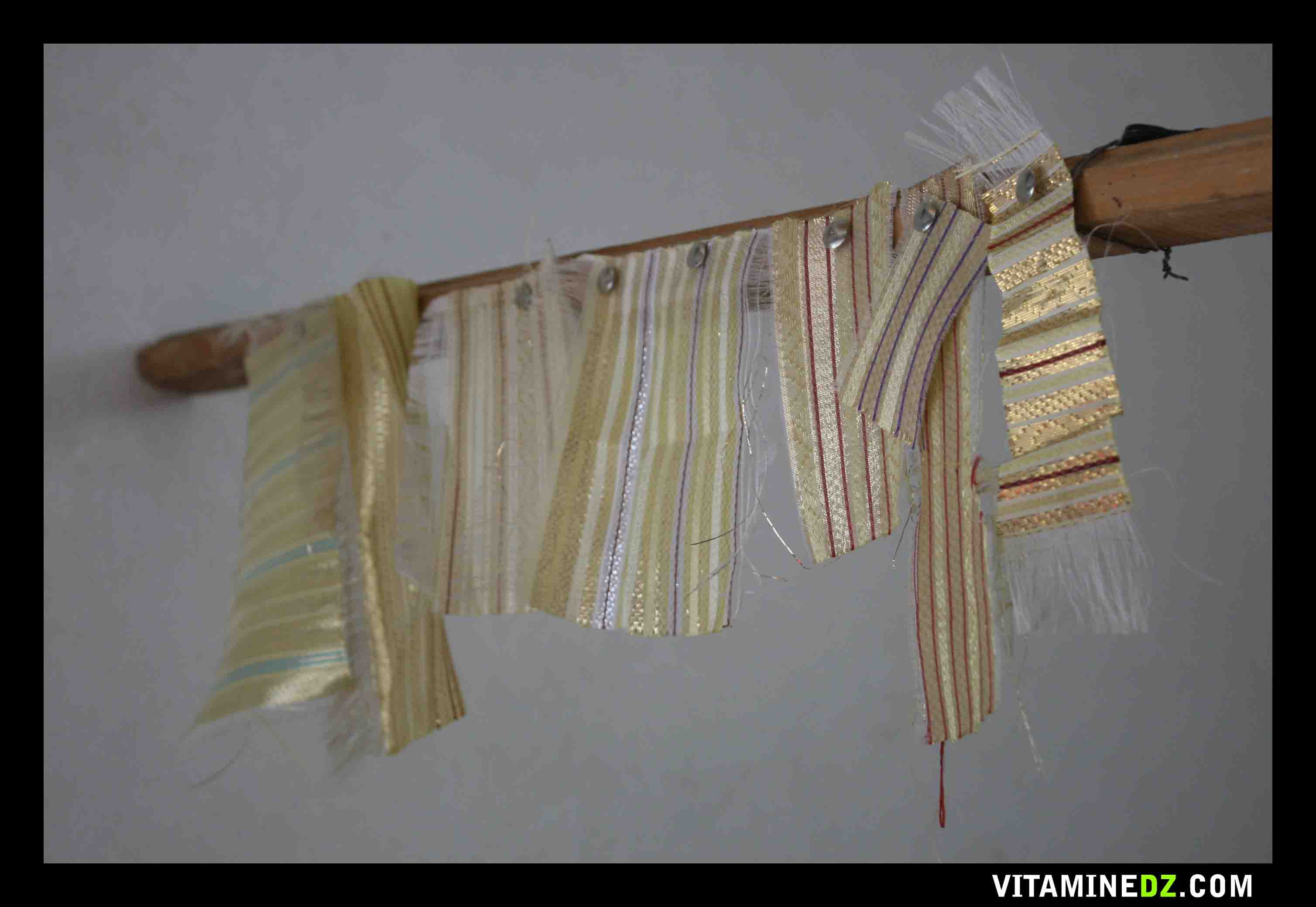 خياطة المنسوج (مدينة تلمسان)