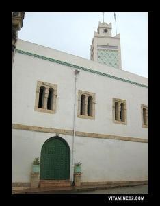 La Mosquée de Sidi Ahmed Benyoucef à Miliana