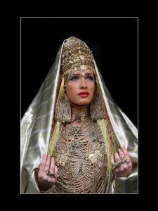 الزي التقليدي لعروسة مدينة تلمسان