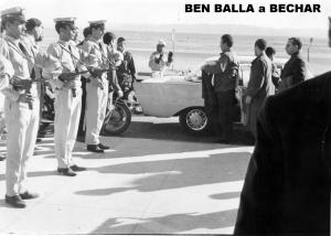 الرئيس الجزائري السابق أحمد بن بلة (1)