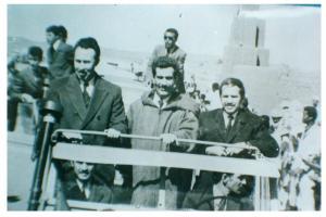 الرئيس الجزائري السابق الهواري بومدين