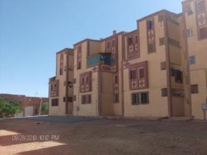 Quartier Lazine à El bayadh