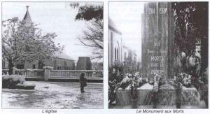 الكنيسة القديمة لمدينة بسباس (الفترة الإستعمارية)