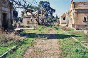 المقبرة المسيحية لمدينة غليزان