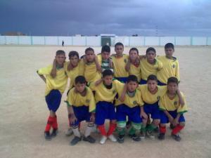 فريق كرة القدم لمدينة فركان (صنف الأشبال)