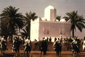 Fantasia à El Abiodh Sidi Cheikh (Wilaya d'El Bayadh)