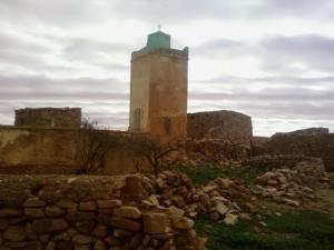 Antique Mosquée dans la commune de Stitten