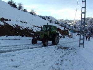بلدية المروج تحت الثلوج (3)
