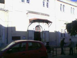 مدخل جامع سيدي موهوب