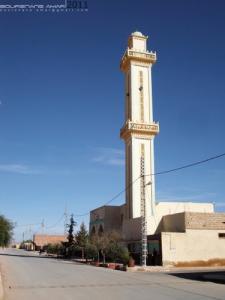 Une Mosquée Resplendissante d'El Bayadh