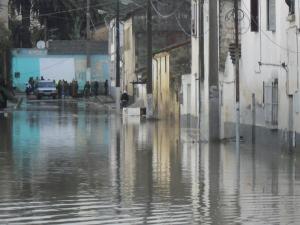 فيضان بمدينة رمضان جمال 1