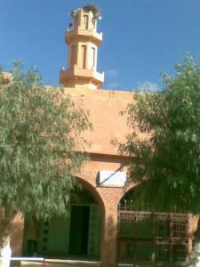 Mosquée Abderrahmene Ibn Aouf au Centre ville de Bougtoub