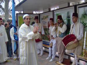 الفرقة الموسيقية 'مليانة' تفتتح فعاليات 'تلمسان عاصمة الثقافة الإسلامية 2011'