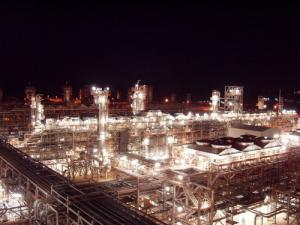 Une raffinerie de gaz à ilizi