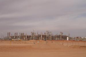 Station de Pompage de Gaz à In Amenas