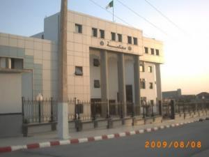 Le Palais de Justice de Bordj Bou Arreridj