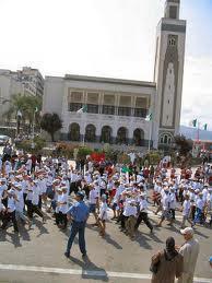 حفل الفراولة بمدينة سكيكدة
