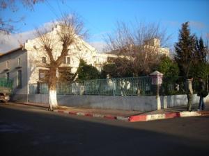 La Mairie de Ain Taghrout