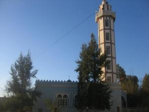 Mosquée de Tazalemt (Bordj Bou Arrerij)