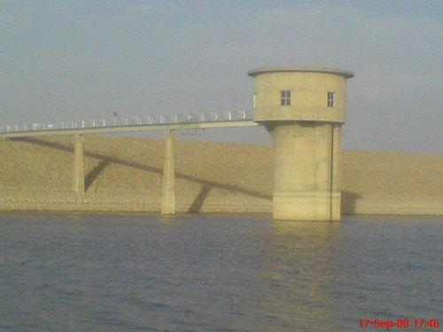 Le Barrage de Ain Zada