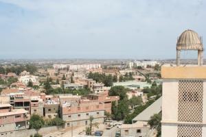 Commune de Ouled Moussa  Cité des 1500 logements