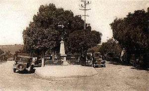 صورة من بلدية العاشور في الفترة الإستعمارية