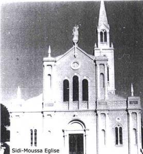 الكنيسة القديمة لبلدية سيدي موسى بالجزائر العاصمة