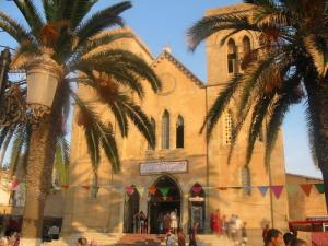 Ancienne église d'El Kala