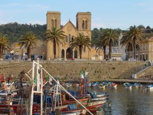 Eglise Saint Cyprien sur la côte d'El Kala