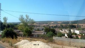 Ville de Oum teboul (vue de haut)