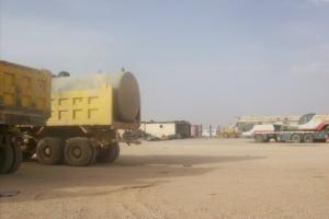 Parking de l'Entreprise Batimetal à Tindouf