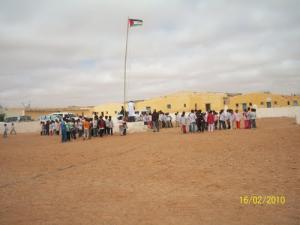 Ecole primaire au Camp du 27 Février