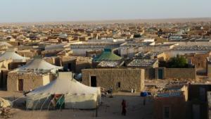 Urbanisme au village Sahraoui de Tindouf