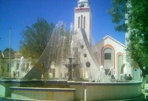 Jet d'eau -Mosquée Billal
