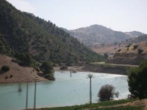 Le Grand Barrage de Tissemsilt