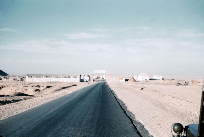 الطريق المؤدي إلى مدينة