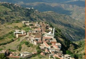 منظر شامل لبلدية جعفرة (ولاية برج بو عريريج)