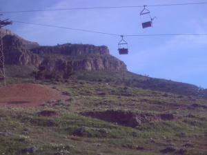 Téléphérique de la Montagne Boucaid