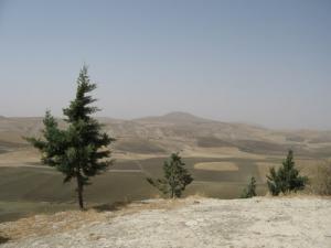 Vue depuis Sidi Said