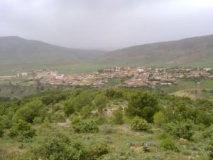 Vue Générale de la ville de Bordj Emir Abdelkader