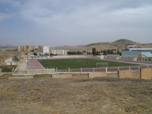 Le stade de Theniet El Had