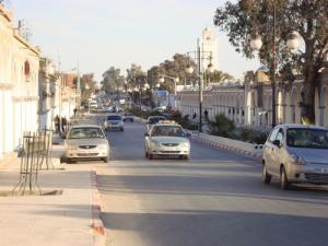 Siège de la Mairie d'El Oued