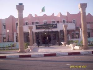 La Nouvelle Mairie d'El Mghair